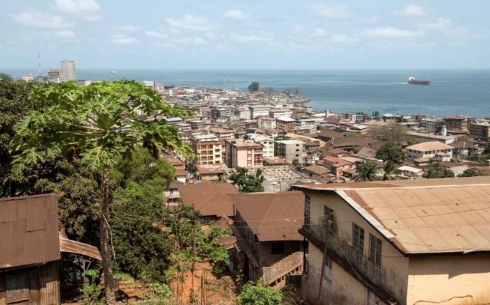Sierra Leone blockchain teknolojisinin yardımıyla sandığa gitti